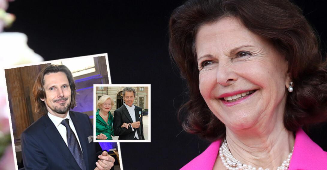 Drottning Silvia Patrick Sommerlath Walther Sommerlath Ingrid Sommerlath
