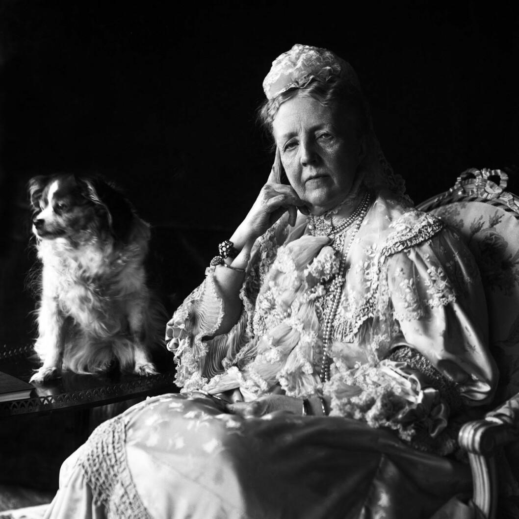 Drottning Sofia (1836-1913).