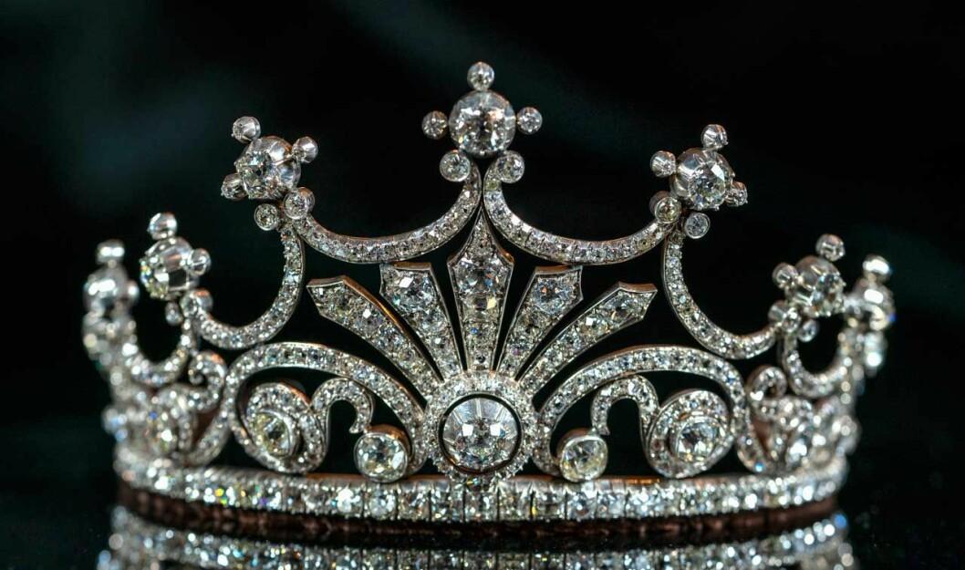 Drottning Sofias diadem