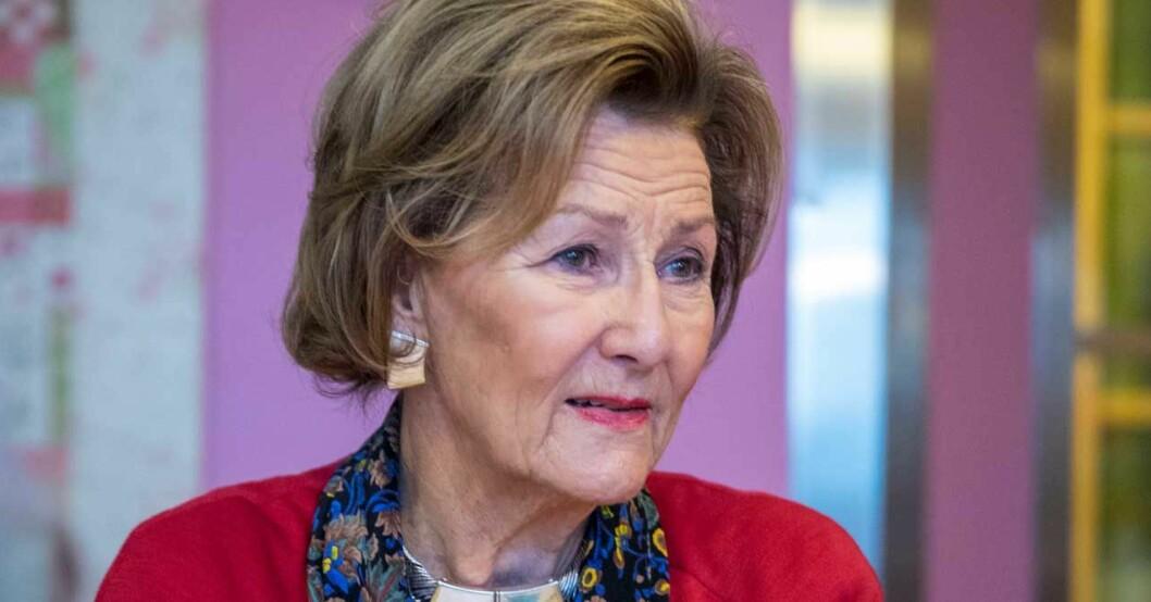 drottning Sonja