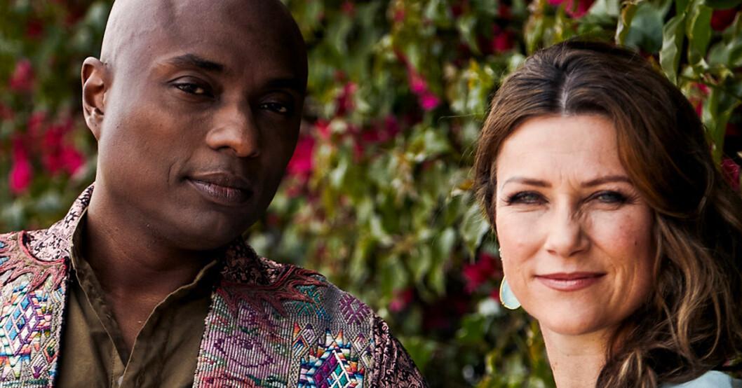 Durek Verrett och prinsessan Märtha Louise