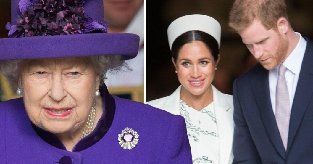 Prins Harrys och Meghan Markles beslut för nyfödda dottern