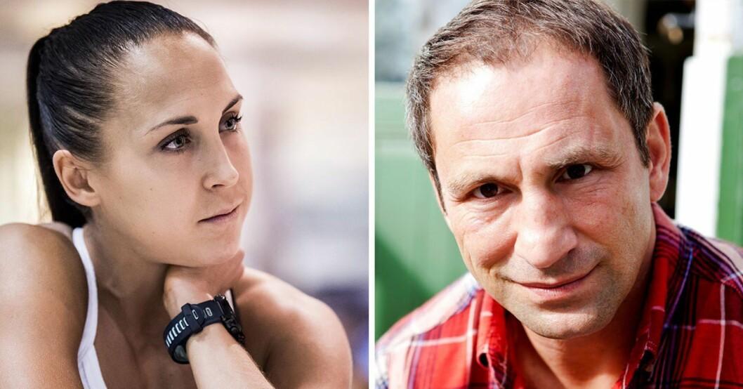 Elin Härkönen berättar om sitt kärleksliv efter skandalen med Paolo Roberto