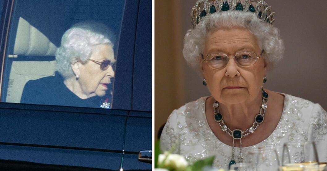 Drottning Elizabeth
