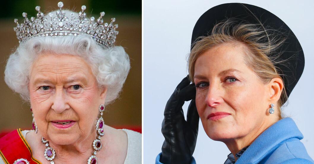 drottning elizabeth sophie av wessex