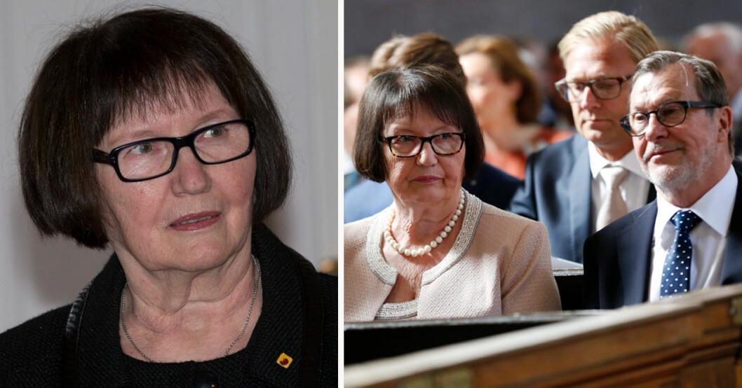 Ewa Westling och Olle Westling