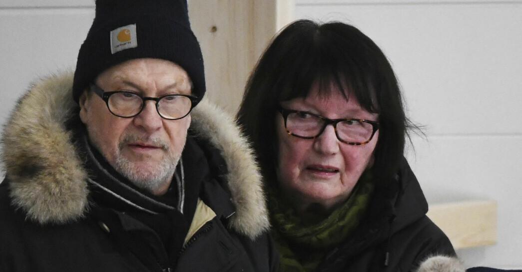 Ewa Westling Olle Westling Prins Daniels mamma och pappa