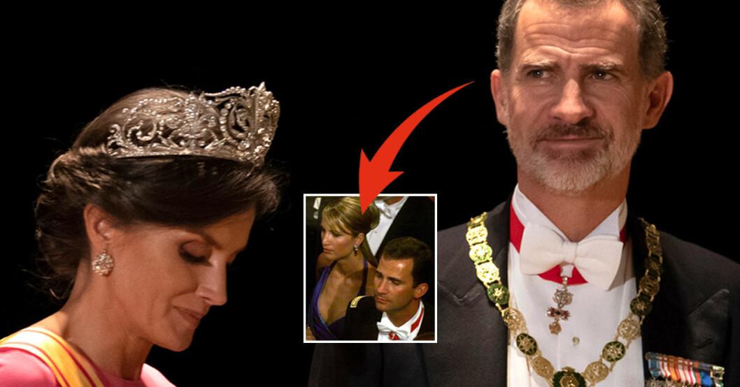 Kung Felipe Drottning Letizia Eva Sannum