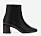 Flattered boot
