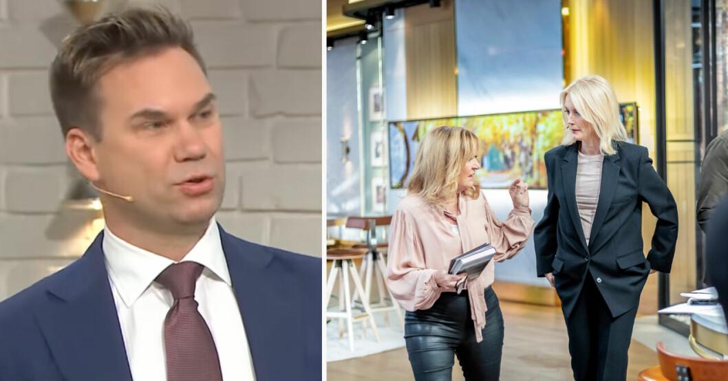 Fusket i Nyhetsmorgon – Anders Philblad avslöjar sanningen
