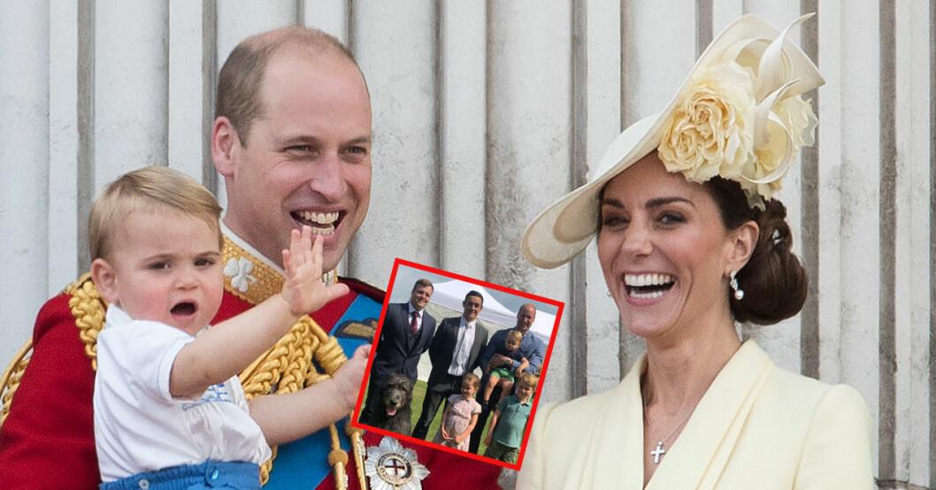 prins george prinsessan charlotte prins louis