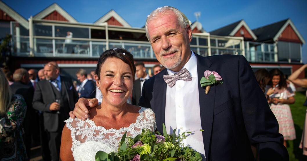 glenn hysén bröllop camilla Camilla Lenndott