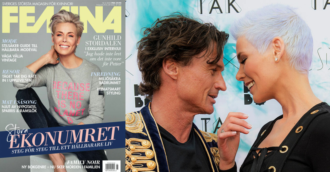 Läs hela intervjun med Gunhild Stordalen i nya numret av Femina!