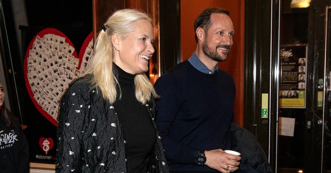kronprins haakon kronprinsessan mette-marit