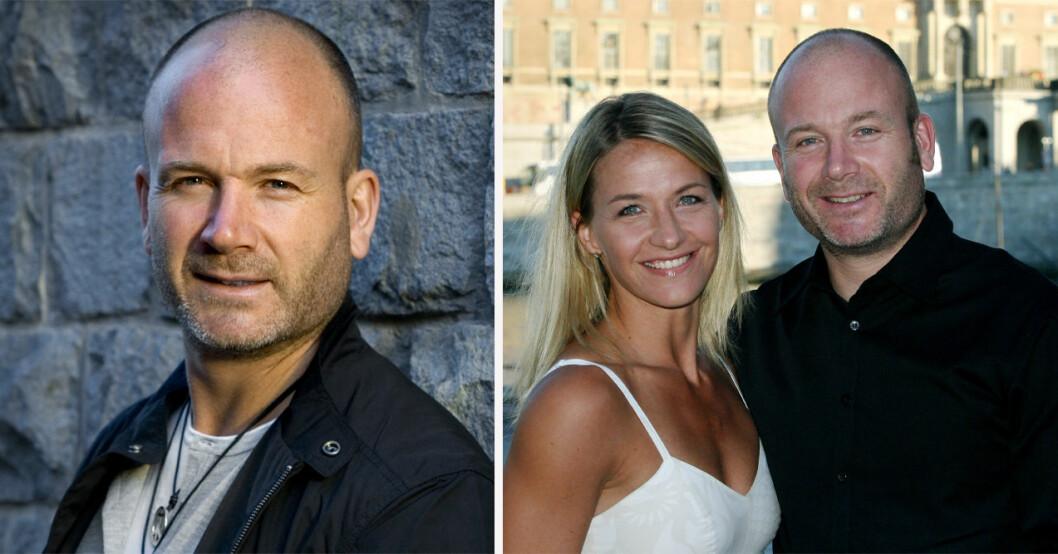 Hans Fahlén och Kristin Kaspersen