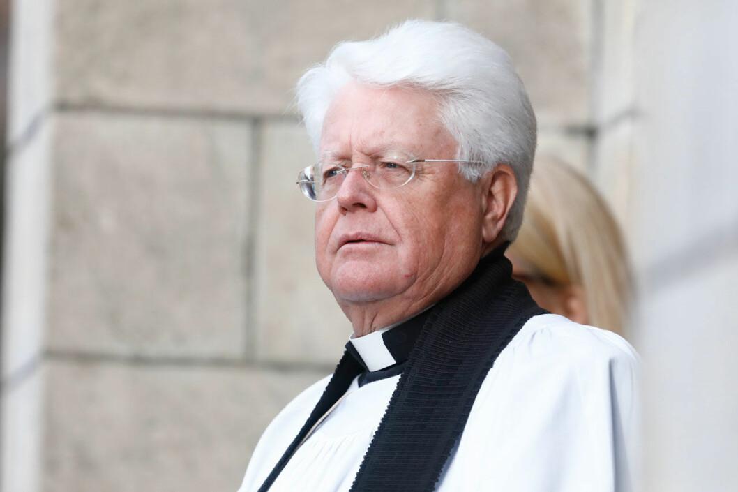 Hovpredikanten Hans Rhodin.