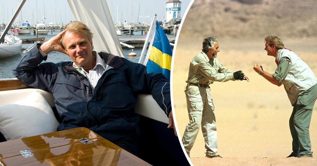 Harald Treutiger var en av de största tv-profilerna på 90-talet, men sedan försvann han.