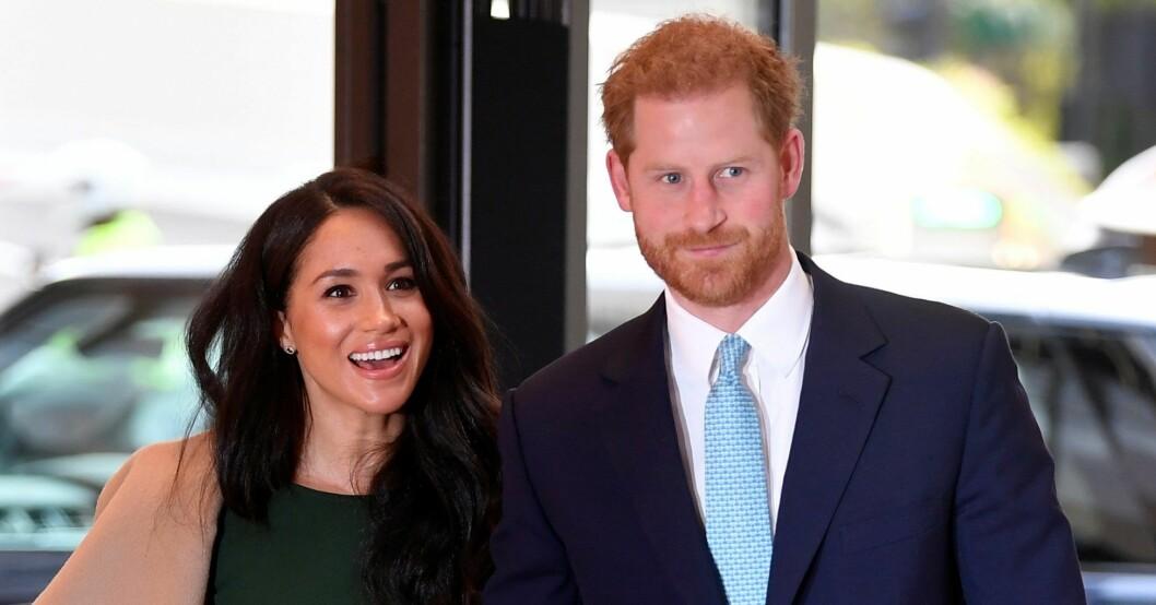 prins harry och hertiginnan meghan om flytten till Afrika