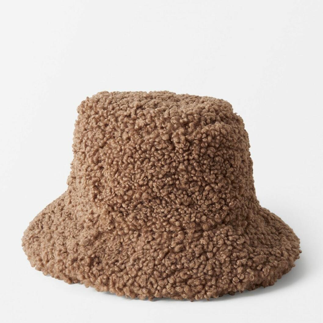 Hatt i teddy