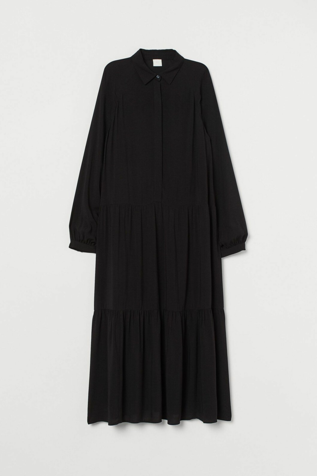 Svart klänning HM