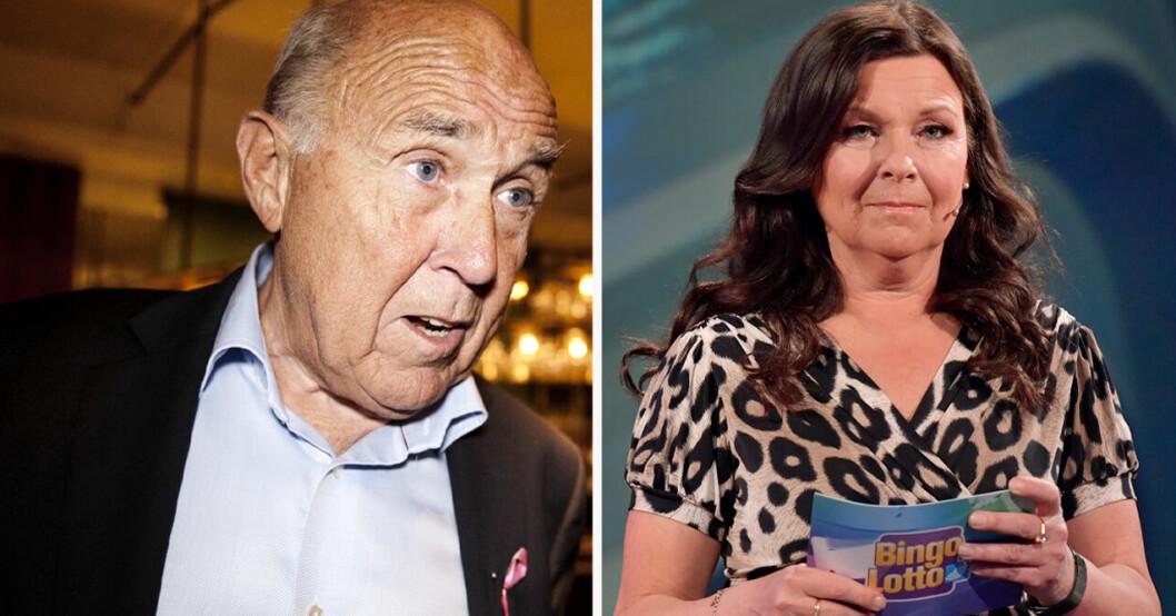 Ingvar Oldsberg och Lotta Engberg