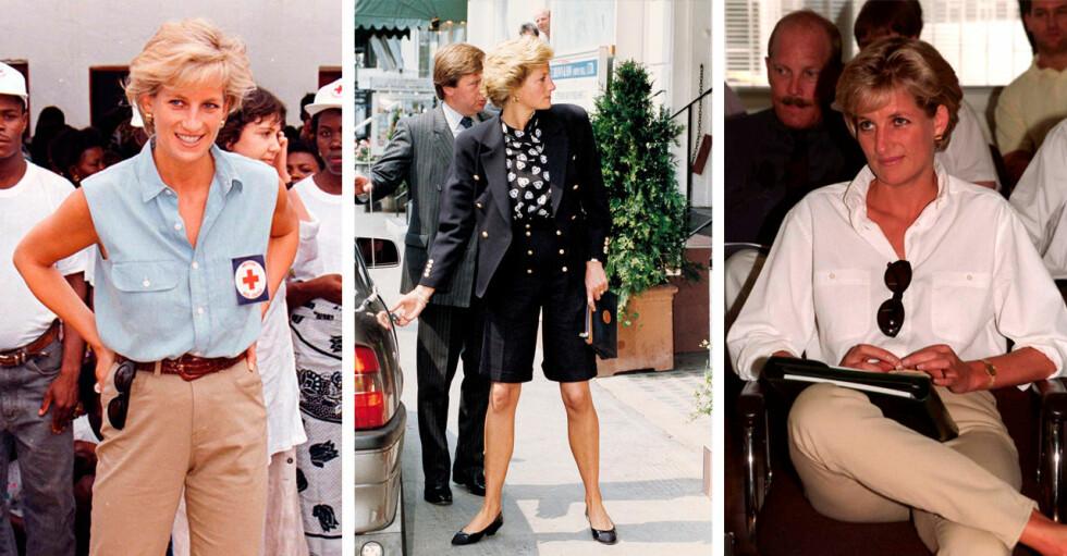 inspireras av Dianas stil