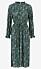 Mönstrad klänning Jacqueline de yong