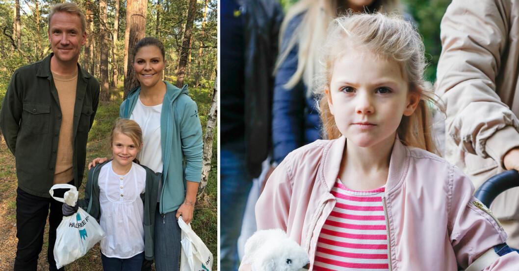 jesper börjesson träffar prinsessan estelle i kungahuset 2019