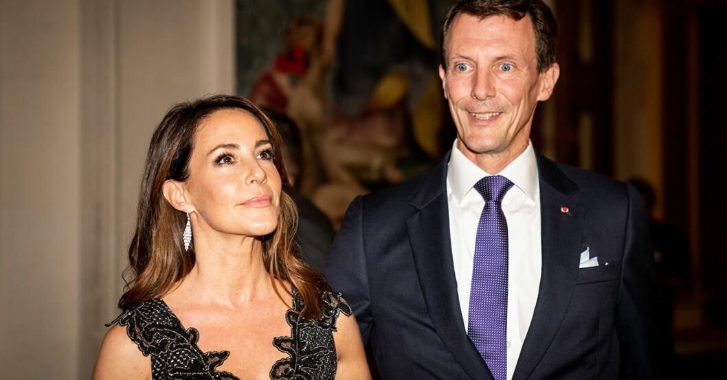 Marie och Joachim