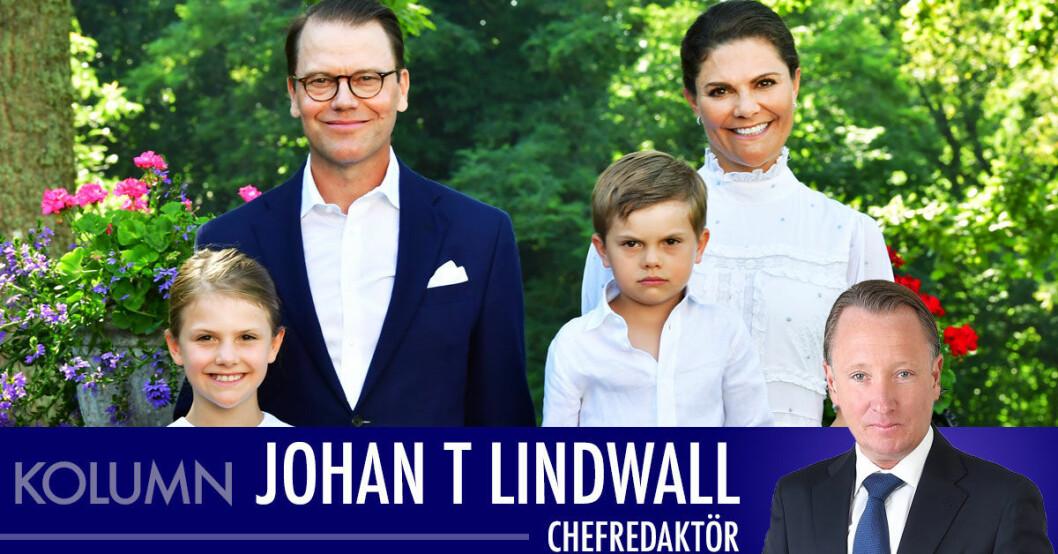 Johan T Lindwall om Victoriadagen 2021