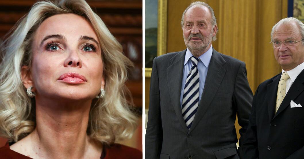 Juan Carlos har varit otrogen mot sin Sofia.