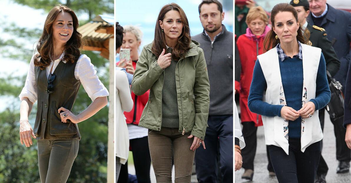 Kate Middleton skor