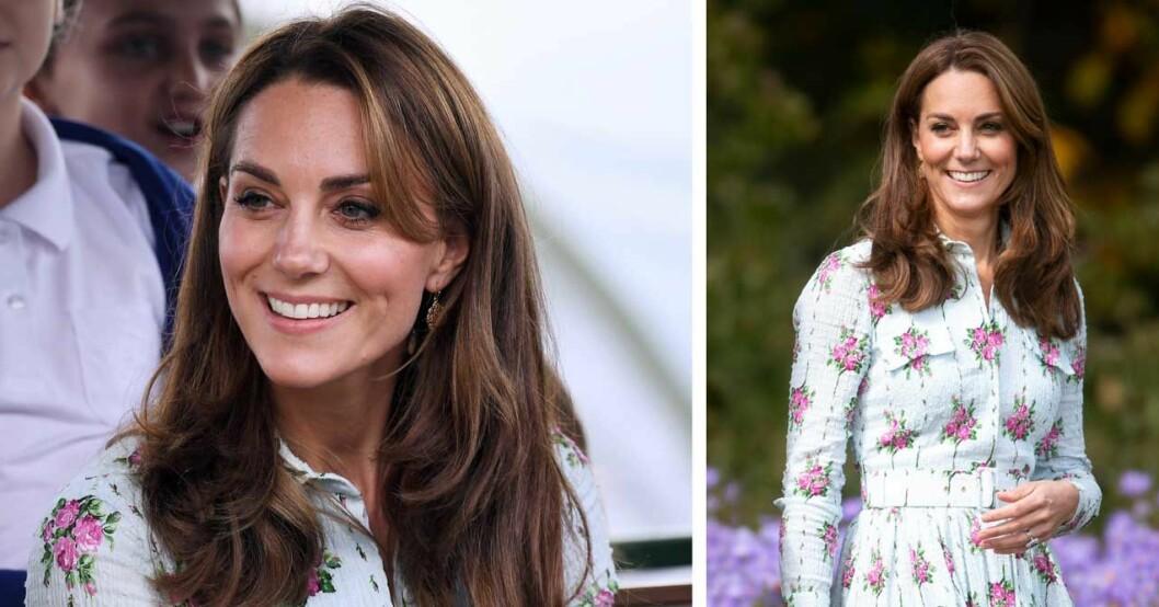 Kate Middletons hår