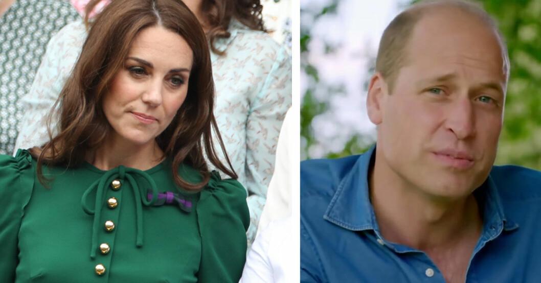 Kate Middleton och prins William