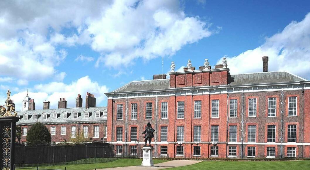 Kensington Palace,
