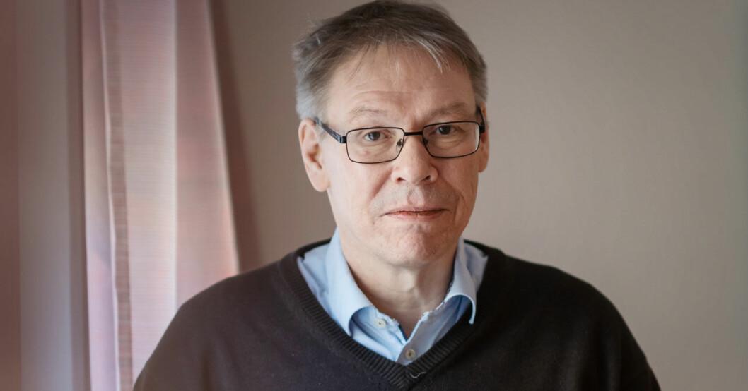 Krister Petersson är mannen som säger sig ha löst Palmemordet.