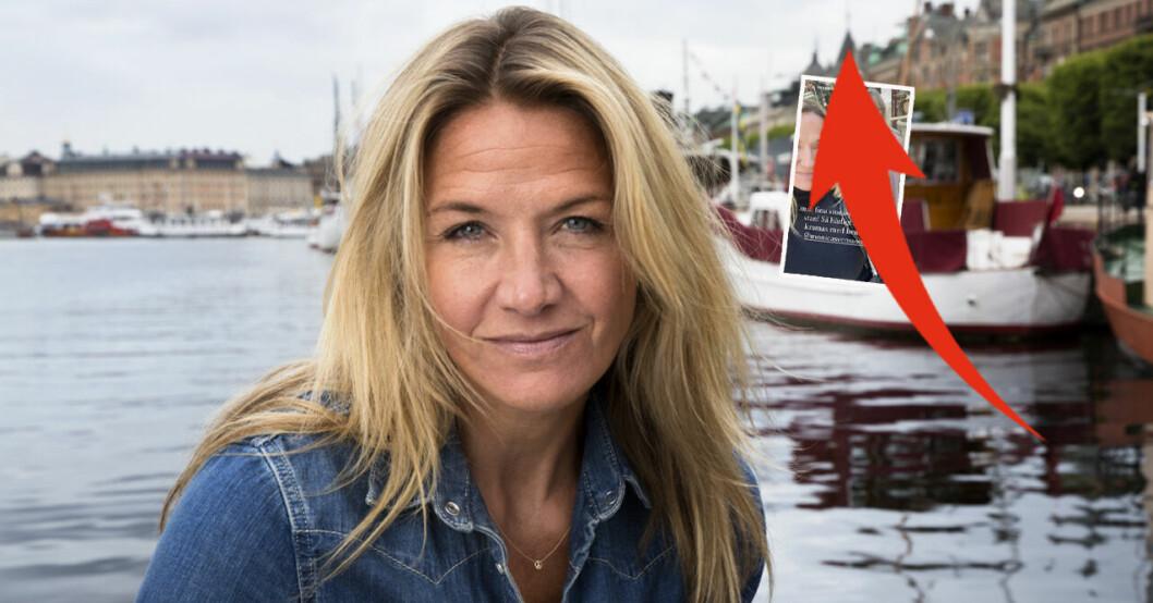 Kristin Kaspersen och Monica Svensson