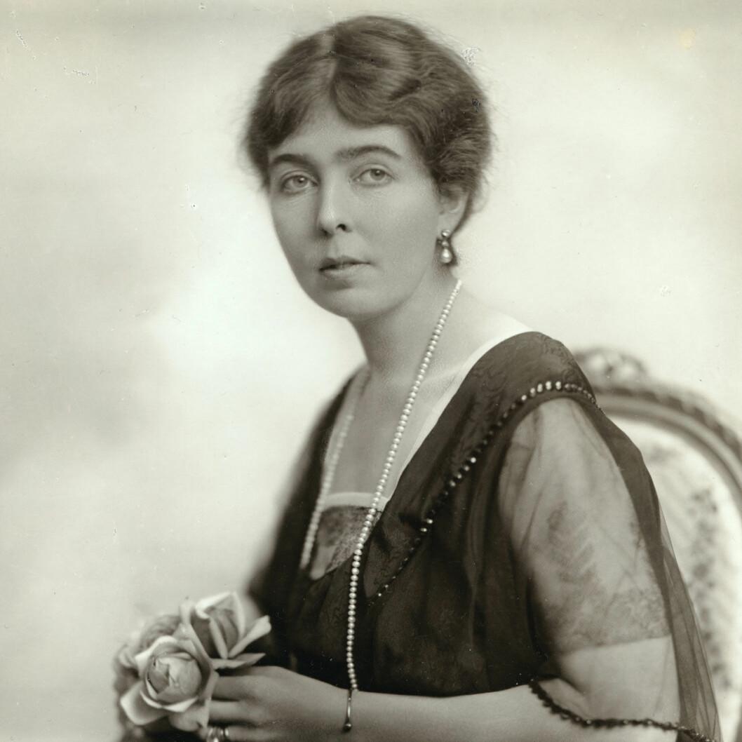 Kungens farmor kronprinsessan Margareta (1882-1920).
