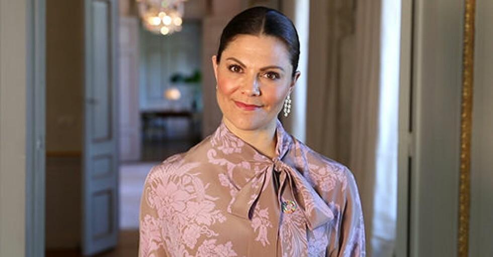 Kronprinsessan Victoria Haga slott