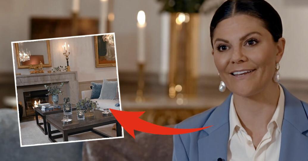 Kronprinsessan Victoria Haga slott Året med kungafamiljen 2020 SVT