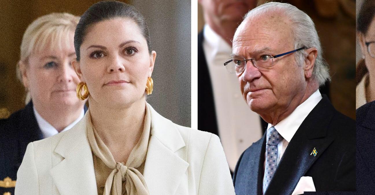Kronprinsessan Victoria Kungen Året med kungafamiljen 2020 SVT Pandemin Sveriges coronastrategi