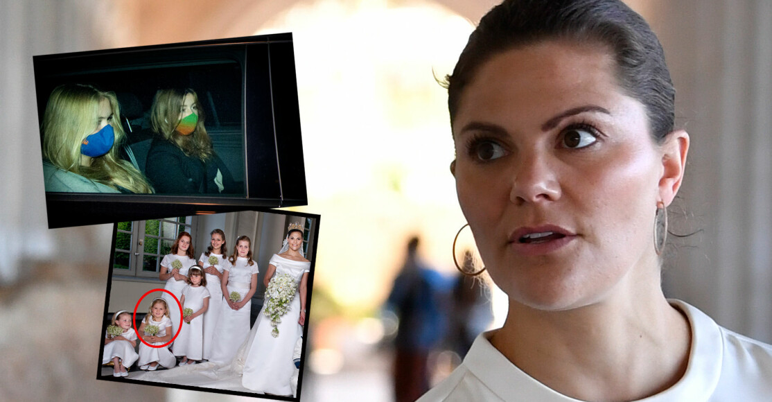 Kronprinsessan Victoria Prinsessan Catharina-Amalia Holländska kungafamiljen Stalker
