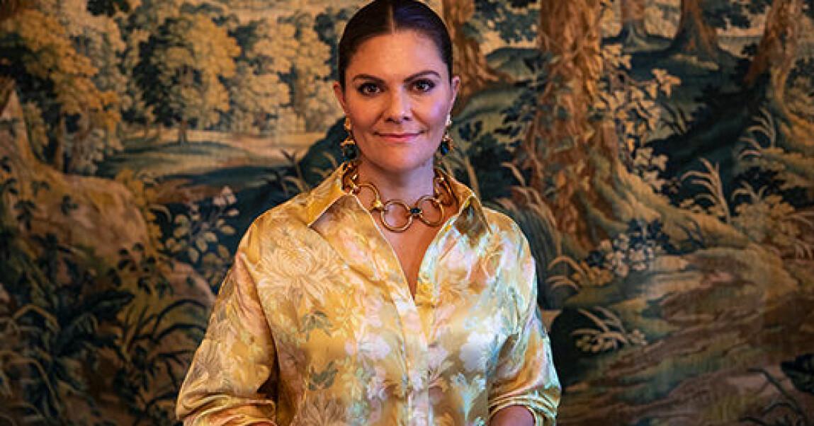 Kronprinsessan Victoria Träprisgalan 2020