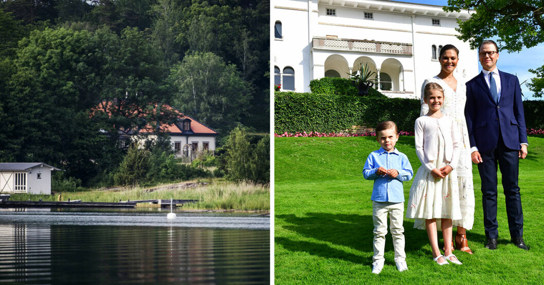 Kronprinsessparet har köpt ny sommarbostad i Värmdö Kommun. Men somrarna väntas de ändå fira på Solliden.