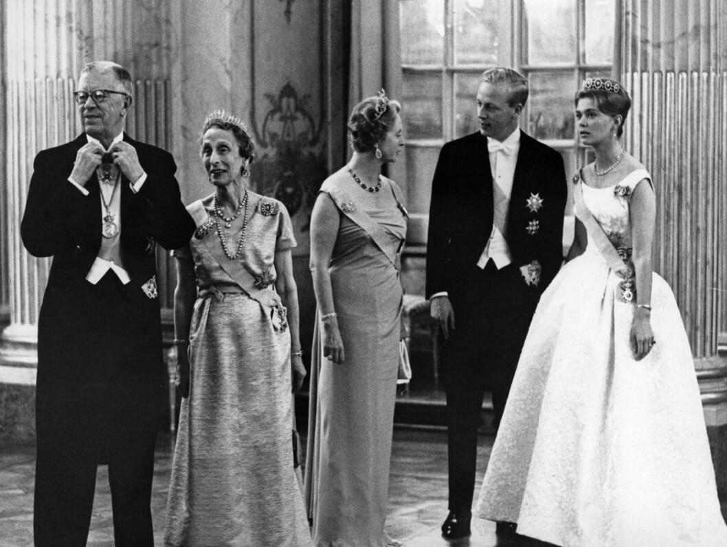 Kungafamiljen 1961