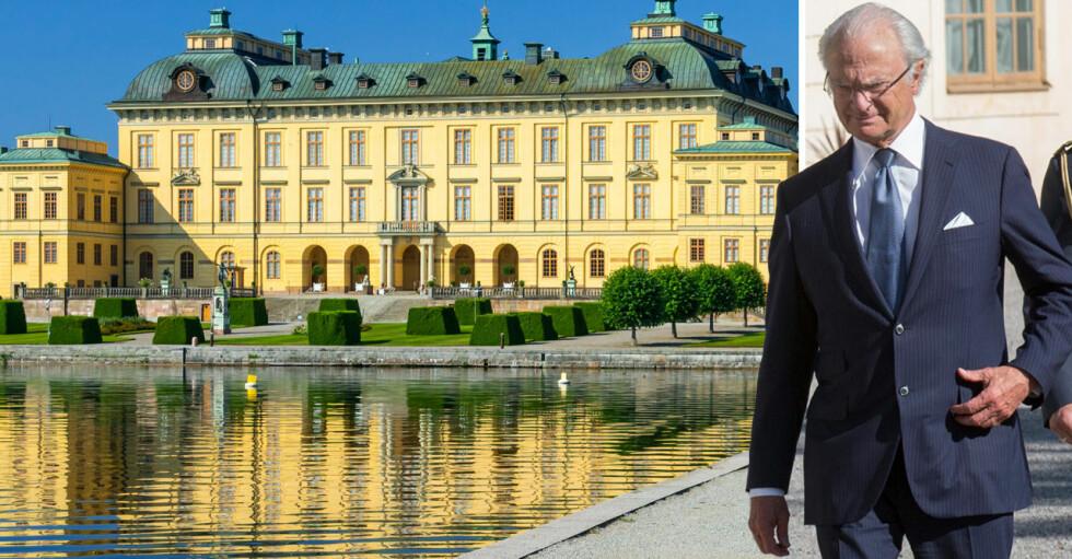 Kungen Drottningholms slott