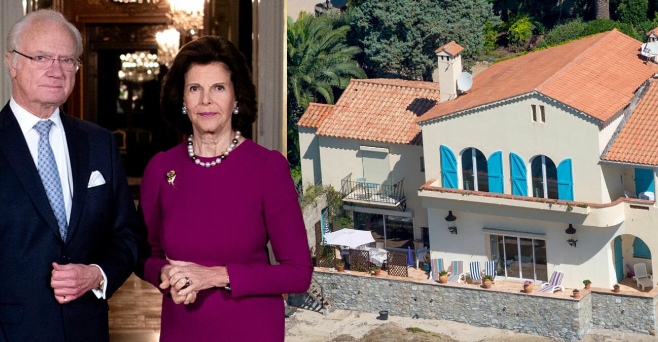 Kungen Drottningen Villa Mirage