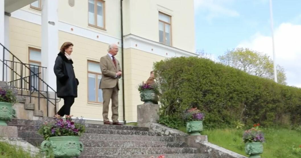 Drottningen och prinsessan Birgitta firade kungen | Svensk Dam