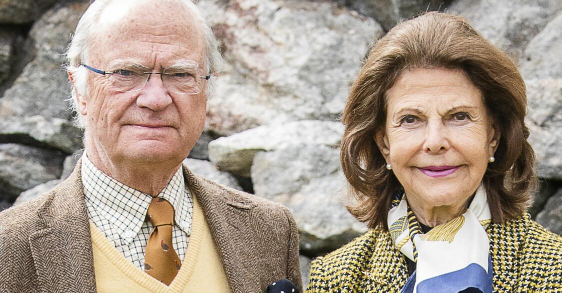Kungen Kung Carl Gustaf Drottning Silvia