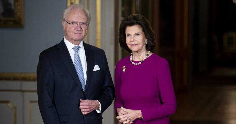 kungen och drottning silvia nobelfesten 2020